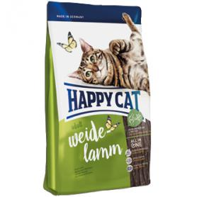 Happy Cat Supreme Weide-Lamm Пастбищный Ягненок