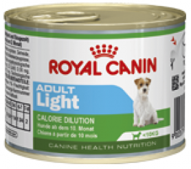 Влажный корм для собак ROYAL CANIN Эдалт Лайт Мусс