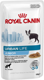 Корм для щенков Royal Canin Урбан Лайф Юниор